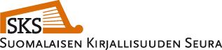 SKS logo tekstillä