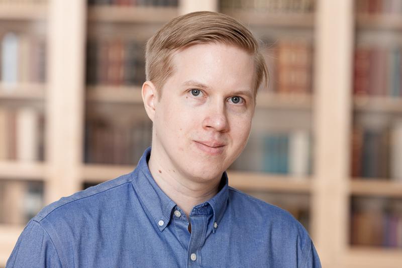 Mikko Käyhkö. Kuva: Gary Wornell