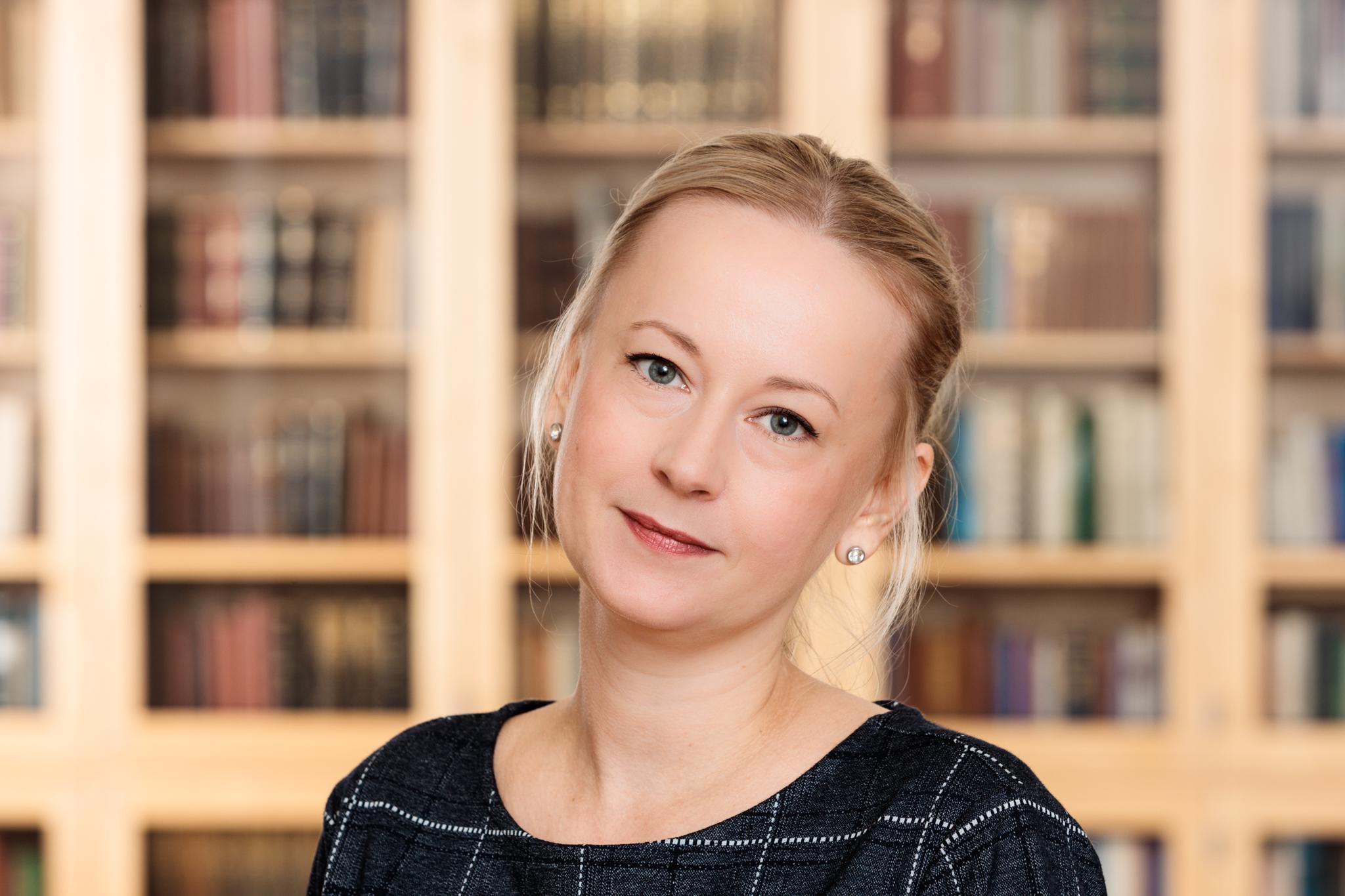Kirsi-Maria Nummila. Kuva: Gary Wornell
