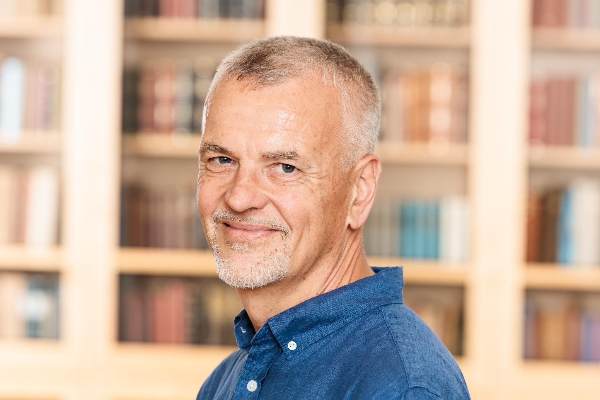 Tuomas M. S. Lehtonen. Kuva: Gary Wornell