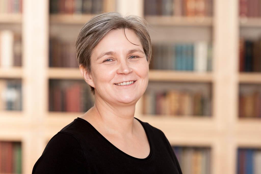 Ulla Heiskanen. Kuva: Gary Wornell