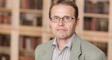 Jukka Saarinen. Kuva: Gary Wornell