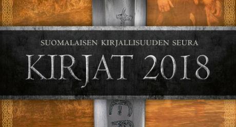 Tutustu SKS:n vuoden 2018 kirjoihin