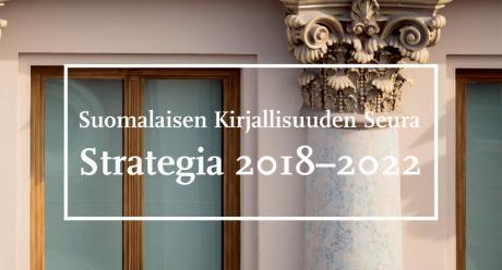 SKS:n strategia 2018-2022