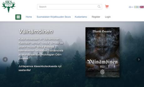 SKS Kirjat online bookstore