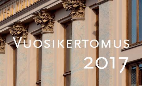 SKS:n vuosikertomus 2017