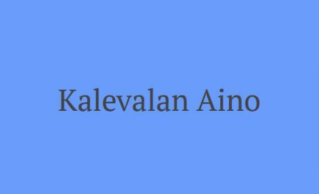 Kalevalan Aino