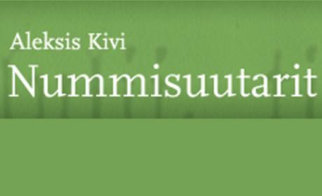 Aleksis Kivi, Nummisuutarit. Kriitinen editio