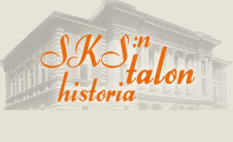 SKS:n talon historia