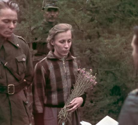 Häät rintamalla 1941. Kuva: Antti Hämäläinen, SKS KRA.
