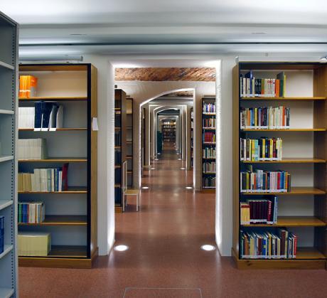 Kirjaston avokokoelmat