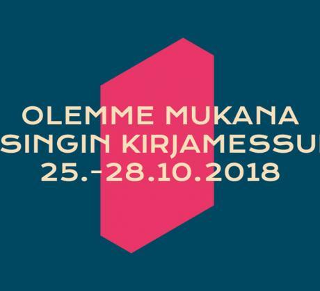 Helsingin kirjamessut 2018