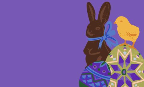 Juhlakalenteri: Pääsiäinen