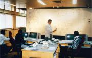 The Kenya Power & Lighting Co kesällä 1990.  Kuva: Matti Tähtinen