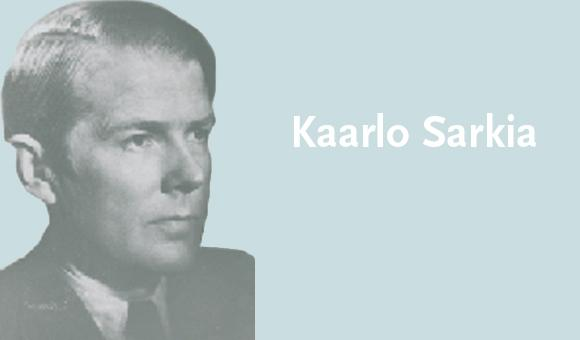 Kaarlo Sarkia